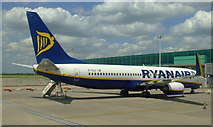 TL5523 : Ryanair aircraft at Stansted by Thomas Nugent