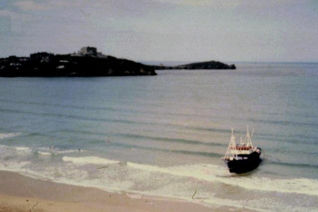 Newquay - 1987