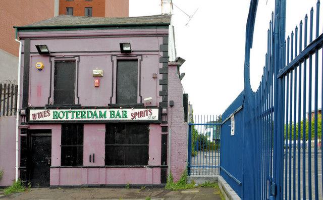 "The ""Rotterdam Bar"", Belfast (4)"