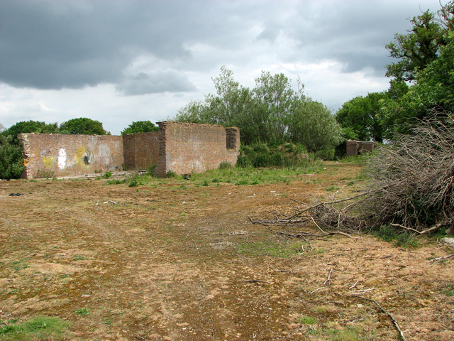 WWII site south of RAF Coltishall