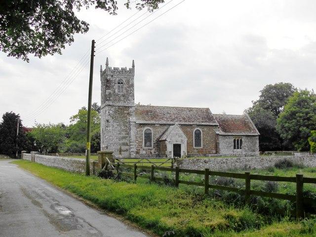 Almer Parish Church