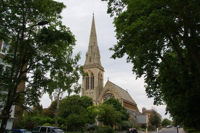 St Matthias's Church, Richmond