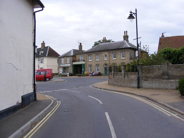 Broad Road,Wickham Market