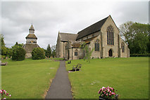 SO3958 : St Mary's Church, Pembridge by Chris Allen