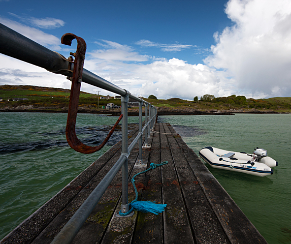 Jetty at Ardminish (2)