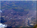 TM1642 : Ipswich from the air by Thomas Nugent