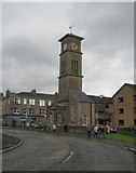 NS2982 : Helensburgh Clock Tower by John Firth