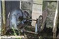 SO3227 : Clodock Mill - water turbine by Chris Allen