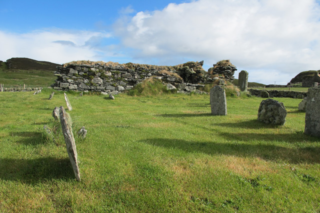 Chapel and Graveyard, Lower Kilchattan