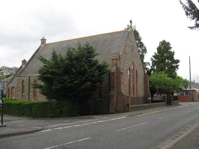 Selkirk United Reformed Church