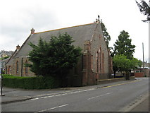 NT4728 : Selkirk United Reformed Church by James Denham