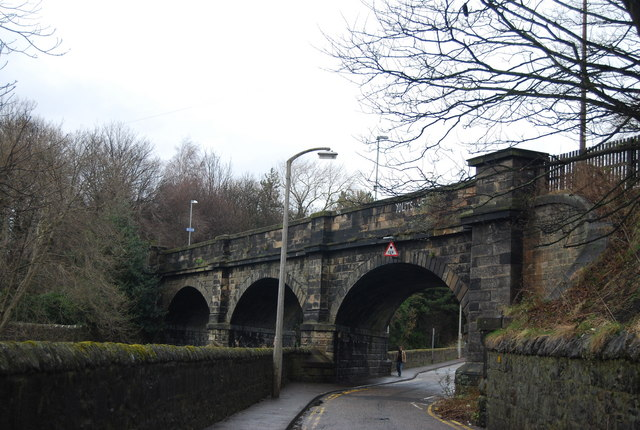 Bridge over Warriston Road