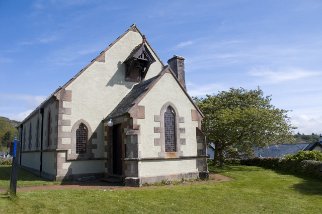 Tayvallich Church