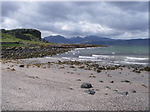NS0853 : Dunagoil Bay by Simon Leatherdale