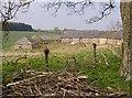SU4951 : New Barn by Graham Horn