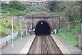 TQ8009 : Hastings Tunnel western entrance by N Chadwick