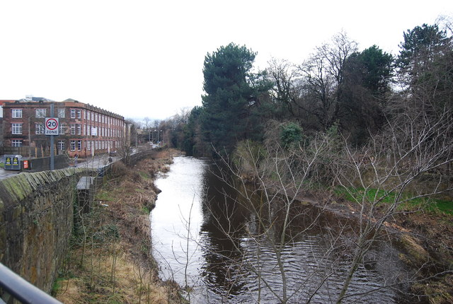 Water of Leith by N Chadwick