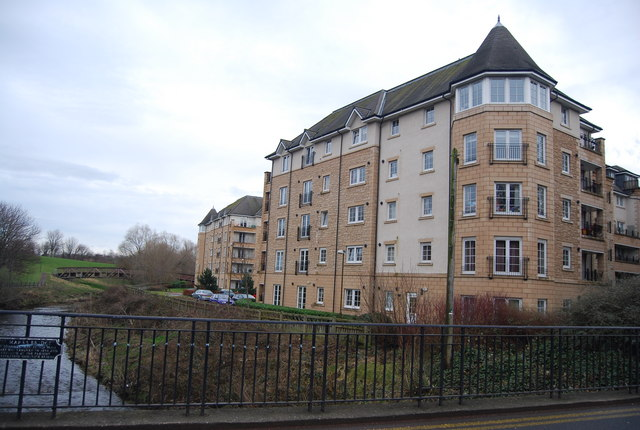 Apartments by St Mark's Bridge by N Chadwick