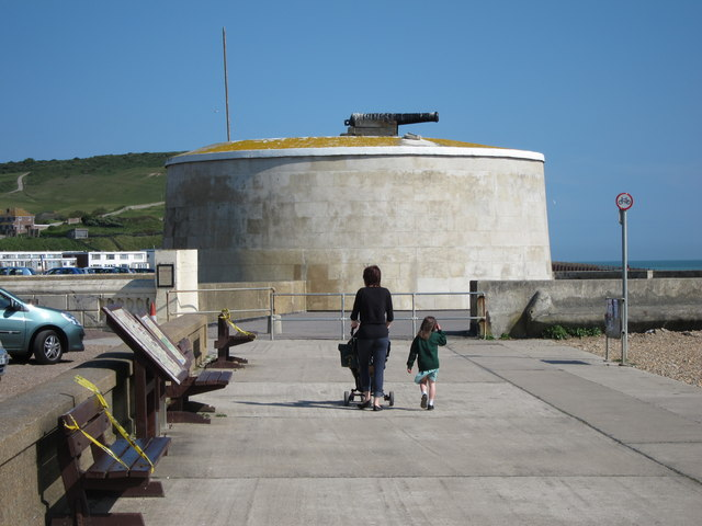 Martello Tower number 74, Seaford