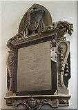 ST8026 : Read family monument - St Mary's Church, Gillingham by Mike Searle