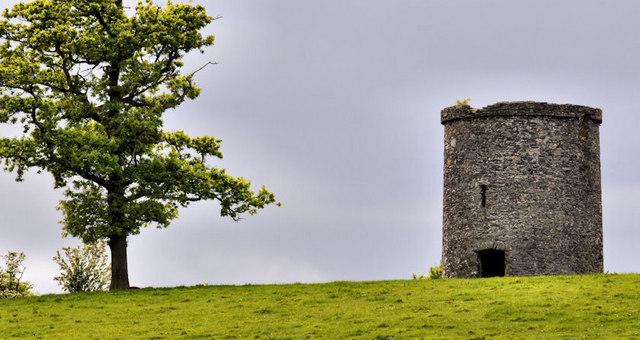 Windmill stump, Crawfordsburn (2)