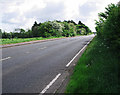 J2485 : The Antrim Road near Templepatrick by Rossographer