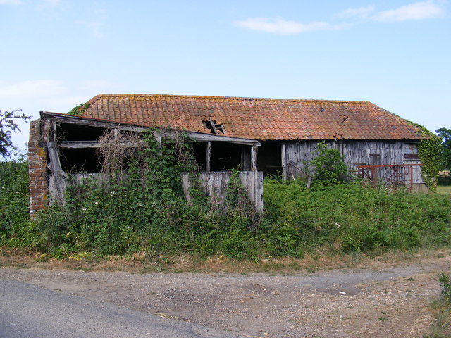 Barn off Beversham Road