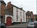 SK3825 : The old Roebuck Inn, Potter Street by Alan Murray-Rust