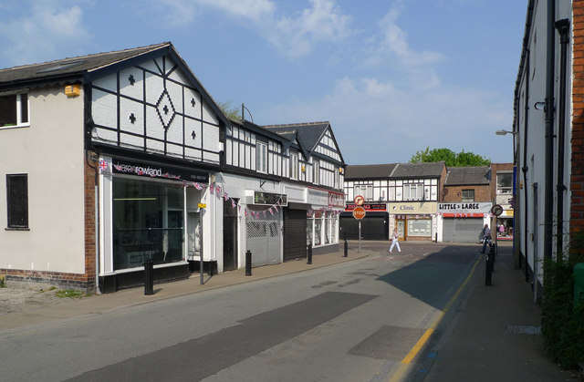 Shops on Massey Street