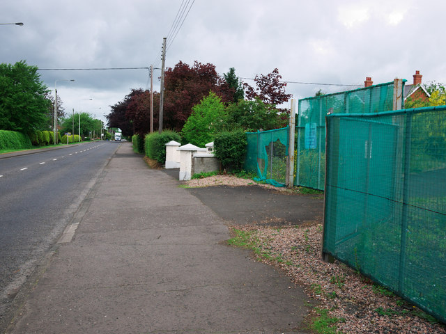 The Belfast Road, Antrim