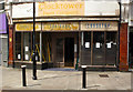 TQ3088 : Shop refurbishment, Crouch End by Julian Osley
