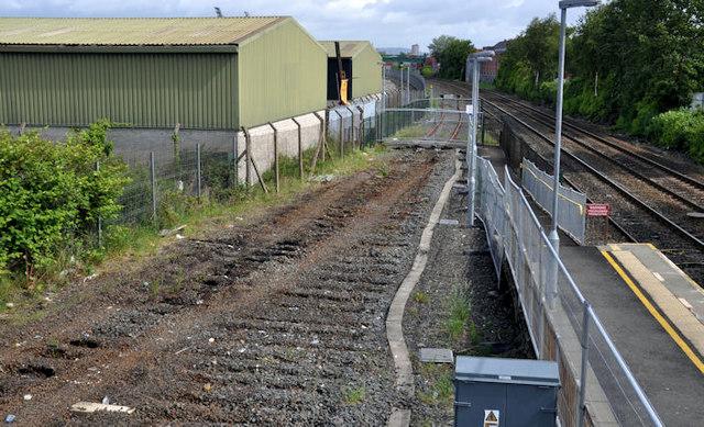 New train maintenance depot, Belfast (3)