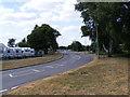 TM2445 : Anson Road, Martlesham by Geographer