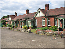 TG2309 : The Great Hospital - almshouses by Evelyn Simak