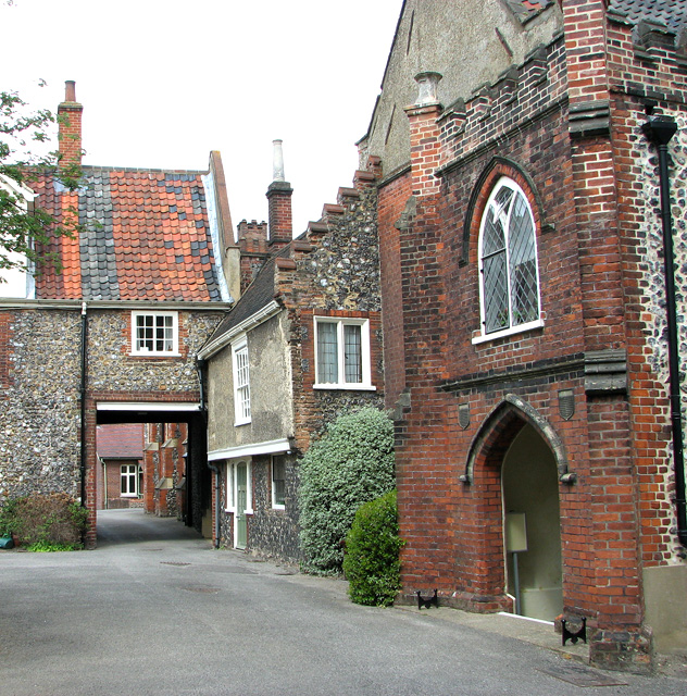 The Great Hospital, Norwich - the Master's House