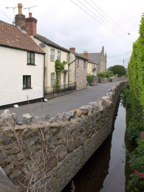 Langford Brook, Blackmoor