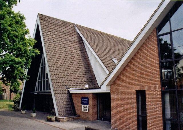 Chandlers Ford Methodist Church