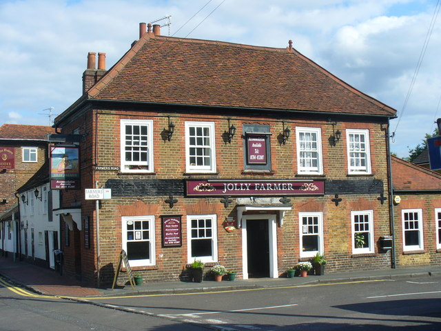 Jolly Farmer, Staines