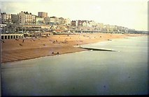 TQ3103 : Brighton seafront in 1967 by John Baker