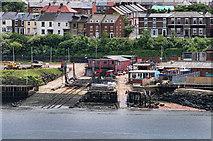 NZ3668 : River Tyne by Peter McDermott
