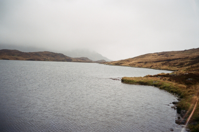 Lochan Beinn Damhain