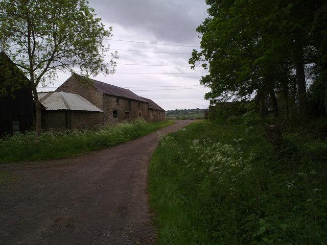 Outbuildings at Southfield Farm