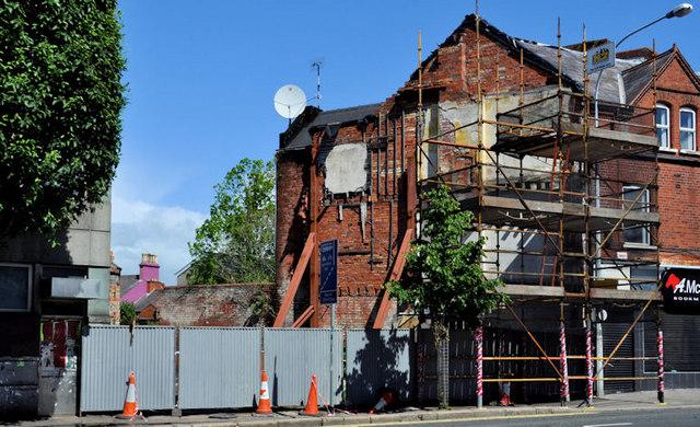 Development site, Lisburn Road/Tate's Avenue, Belfast (4)