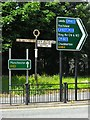 SD8801 : Signage (ancient and modern) by Peter Thwaite