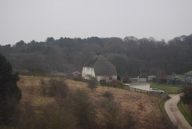 House near the Sewage Farm