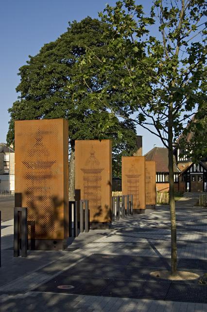 West Park entrance, Hull