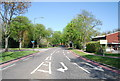 TQ3766 : Monk's Orchard Rd by N Chadwick