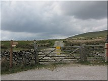 SD7983 : Newby Head Gate by K  A