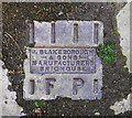J5181 : Fire hydrant cover, Bangor by Rossographer