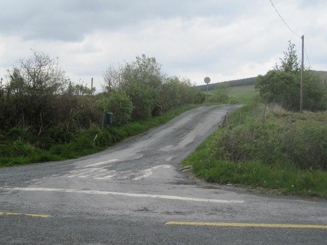 Farm Road near Carrowkennedy